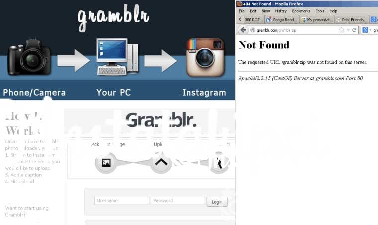 Bilgisayardan Instagram Kullanma Programı GramBlr