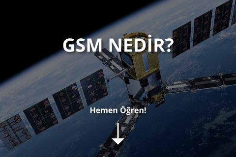 GSM Nedir?