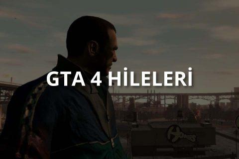 GTA 4 Hileleri