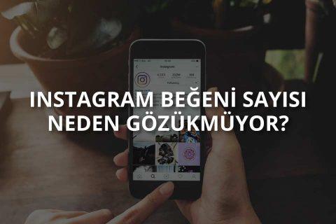 Instagram Beğeni Sayısı Kapatıldı mı?