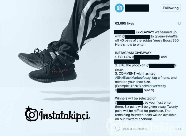 instagram çekiliş yap Instagram Da Cekilis Nasil Yapilir Instatakipci Com
