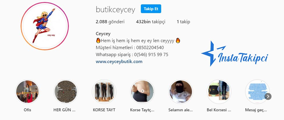 en sevilen instagram butikleri cey cey butik
