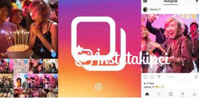Instagram Çoklu Fotoğraf Özelliği