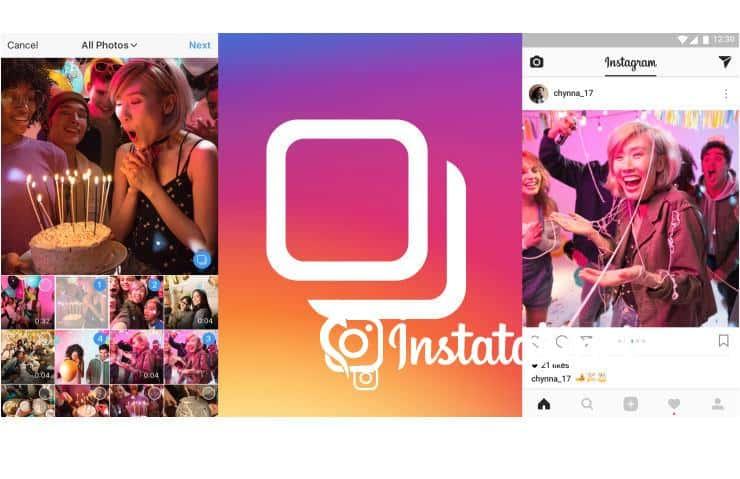 instagram çoklu paylaşım