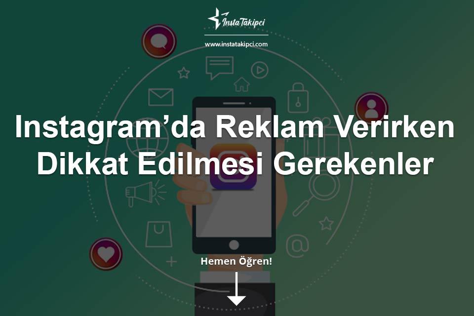 Instagram'da Reklam Verirken Dikkat Etmeniz Gereken Kurallar