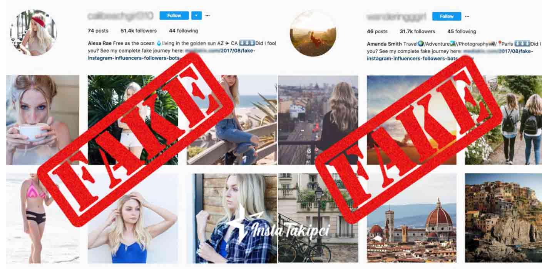 instagram fake hesaplar