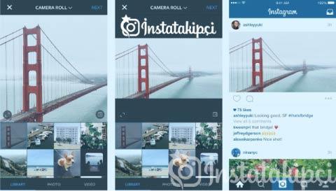 instagram fotoğraf kalitesi