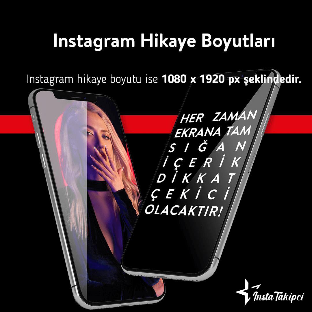 instagram hikaye boyutu sosyal medya görsel boyutları