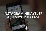Instagram Hikayeler Açılmıyor Sorunu