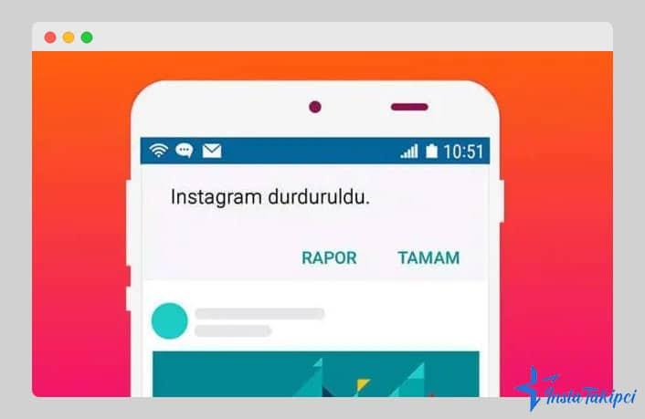 instagram hatalari