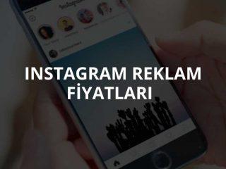 Instagram Reklam Fiyatları