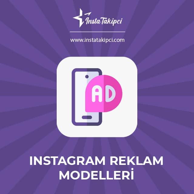 instagram'da reklam modelleri