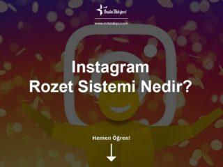 Instagram Rozet Sistemi Nedir?