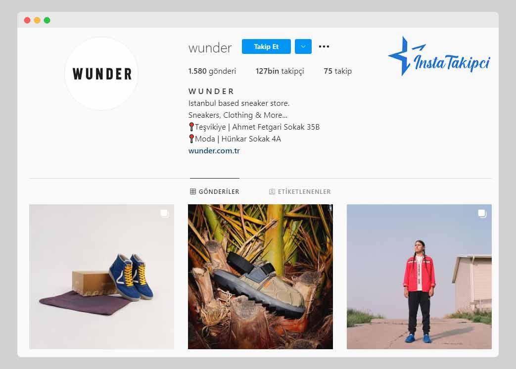Instagram'da satış yapmak