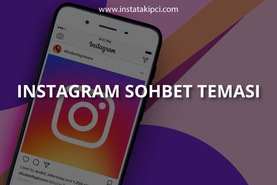 Instagram Sohbet Teması (Rengi) Nasıl Değiştirilir?