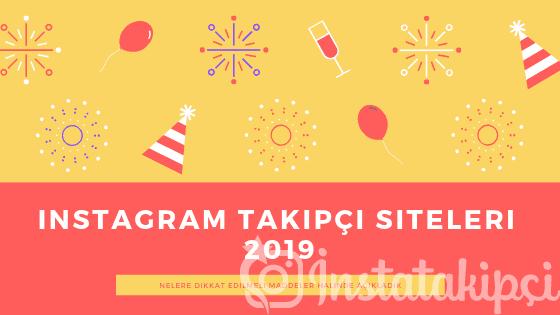 Instagram Takipçi Siteleri 2020 Güvenilir Siteler