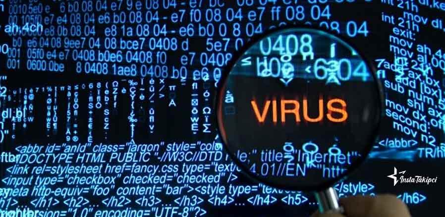 instagram virusu