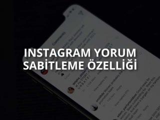 Instagram Yorum Sabitleme Özelliği Geldi!