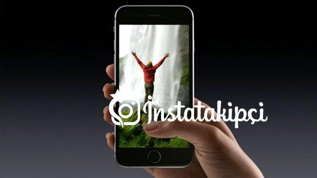 iPhone canlı fotoğraflar