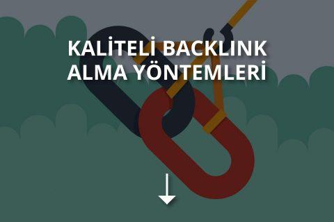 Kaliteli Backlink