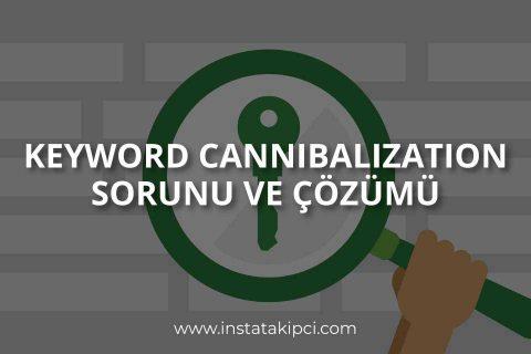 Keyword Cannibalization Sorunu ve Çözümü