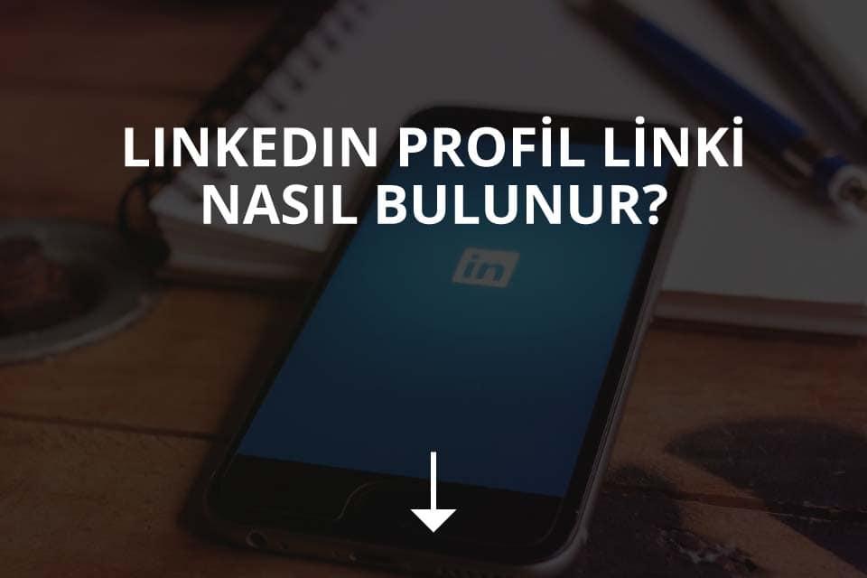 Linkedin Profil Linki