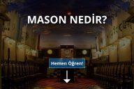 Mason Nedir?
