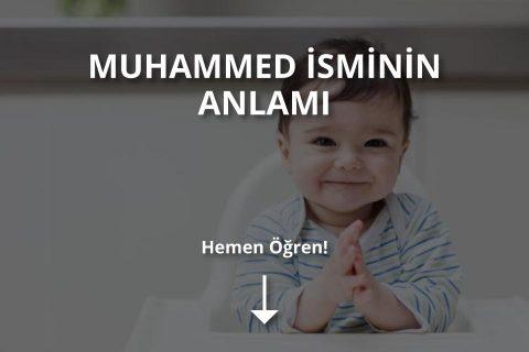 Muhammed İsminin Anlamı