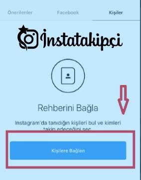 telefon numarasından instagram bulma