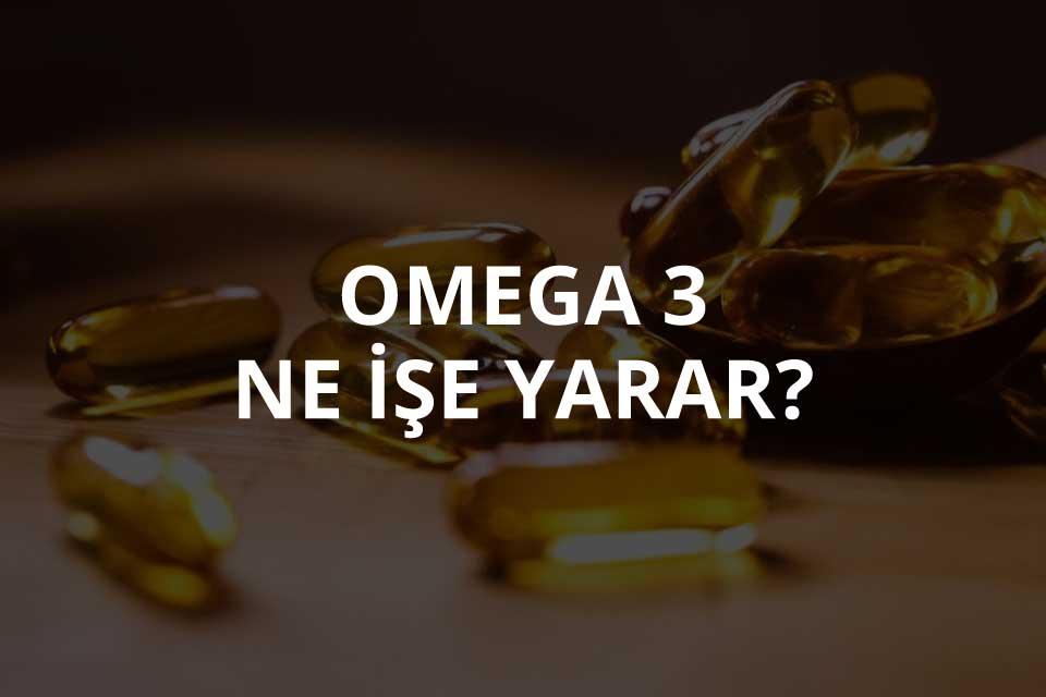 Omega 3 Faydaları