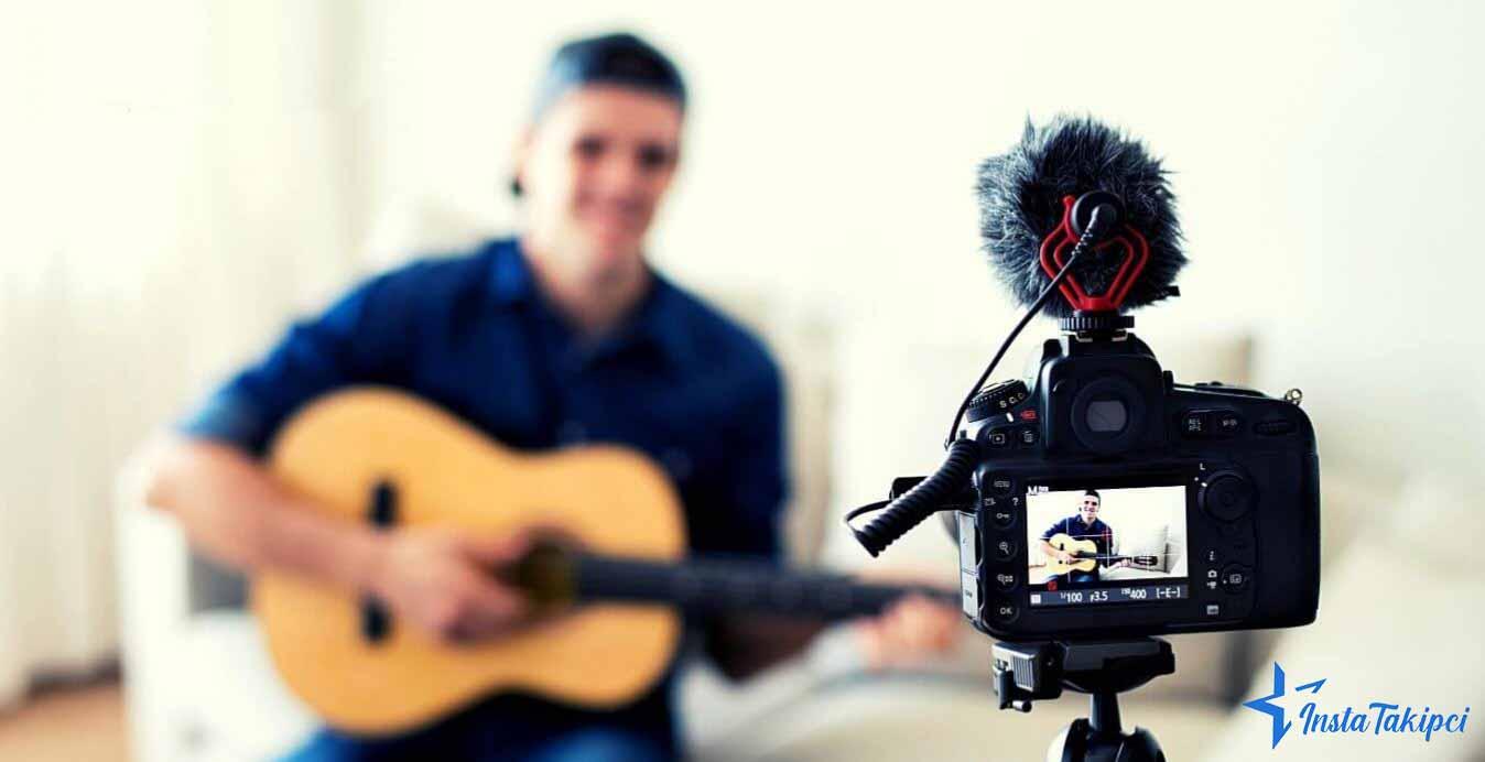 online müzisyenlik ile internetten para kazanma