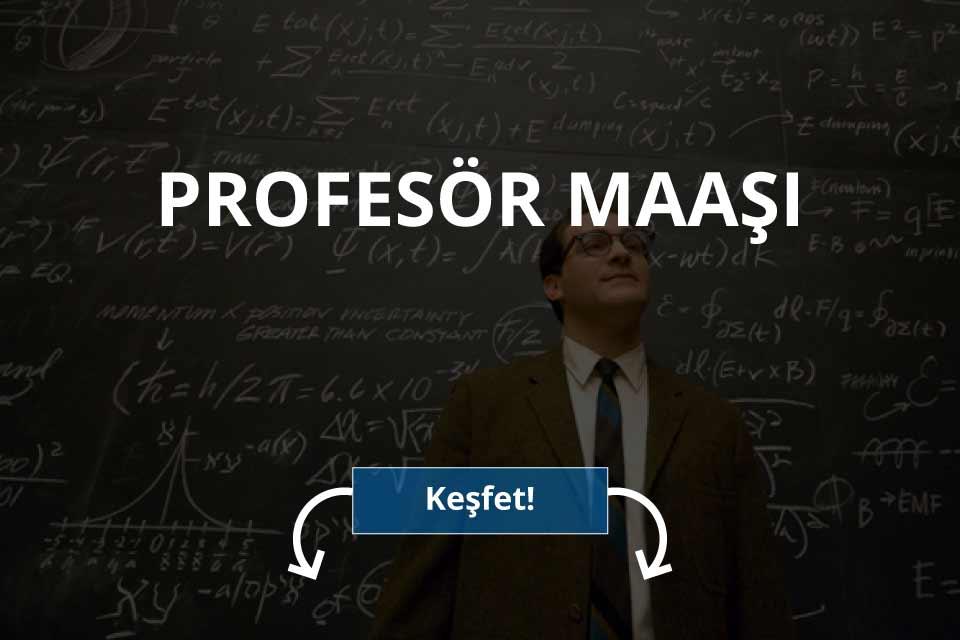Profesör Maaşı