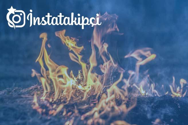 rüyada yangın görmek