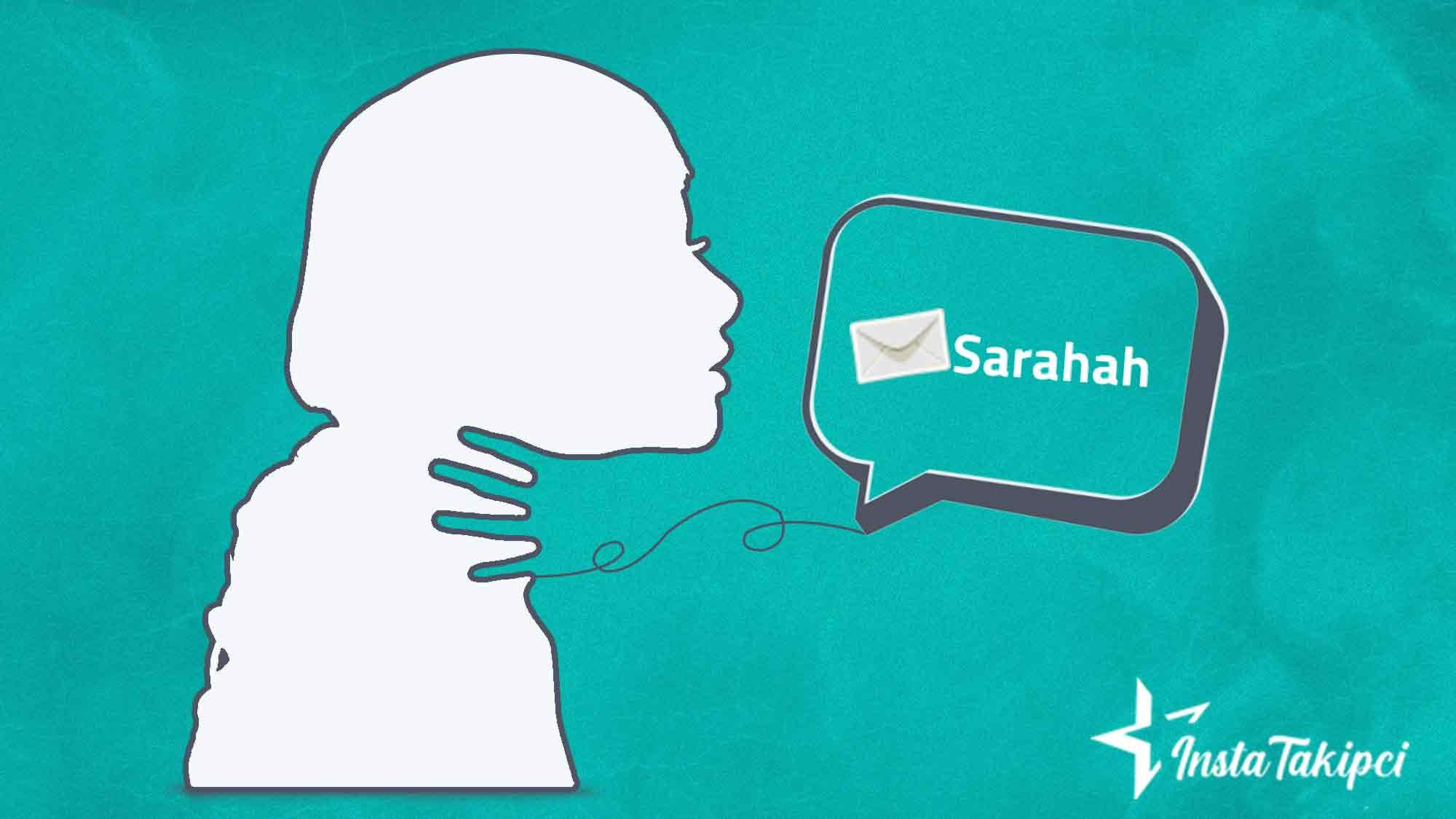 sarahah siber zorbalık