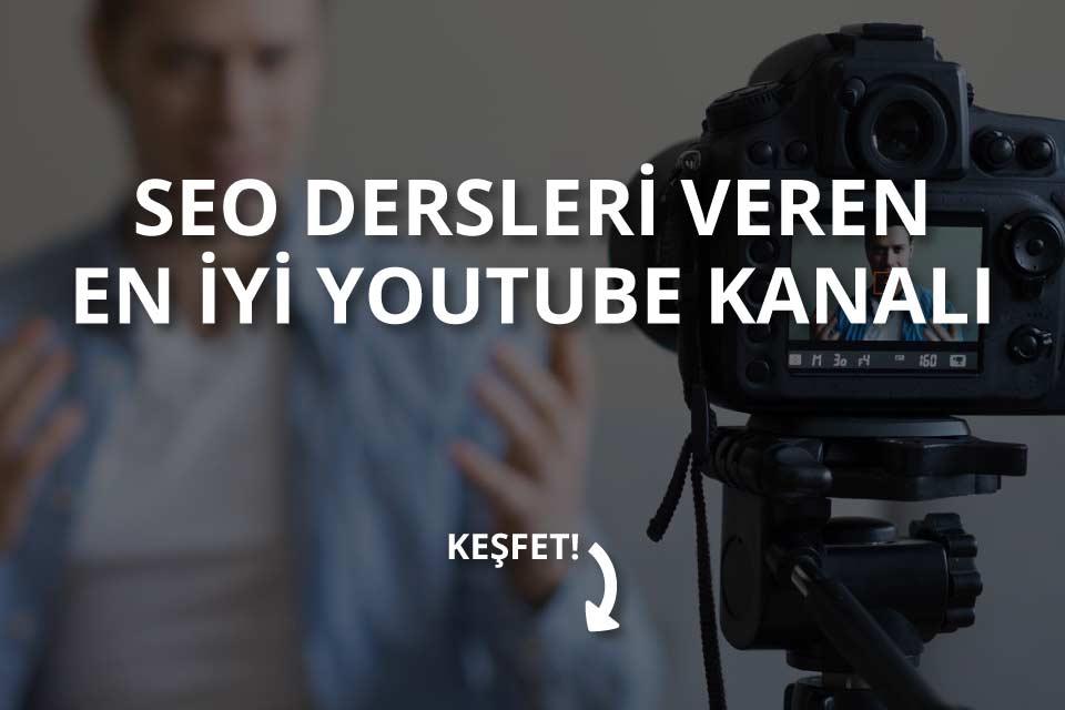 SEO Dersleri Veren Youtube Kanalları