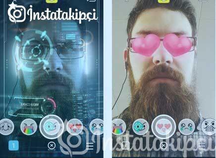 snapchat kullanım