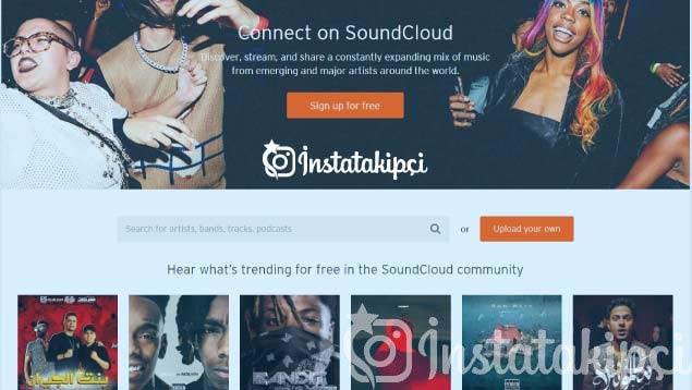 soundcloud türkçe