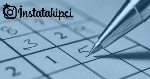 sudoku oyunu