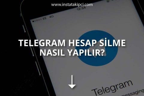 Telegram Hesap Silme Nasıl Yapılır?