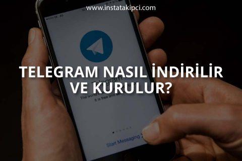 Telegram Nasıl İndirilir ve Kurulur?