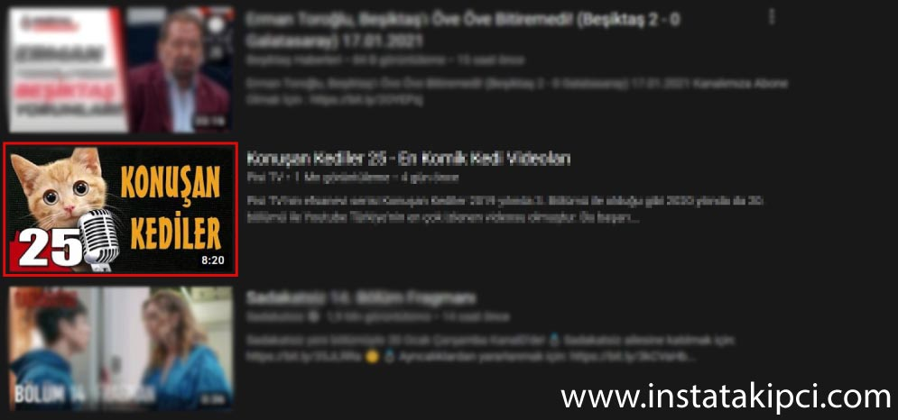 youtube thumbnail boyutu