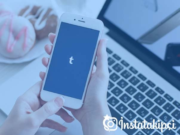 tumblr profil fotoğrafı değiştirme