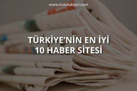 Türkiye'nin En İyi 10 Haber Sitesi