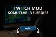 Twitch Mod Komutları