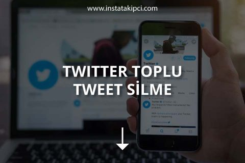 Twitter Toplu Tweet Silme İşlemi