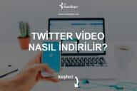 Twitter Video Nasıl İndirilir?