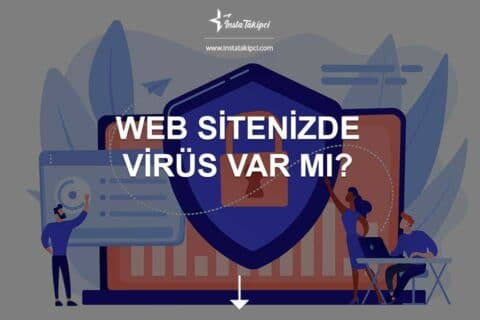Web Sitenizde Virüs Var mı?