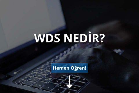 WDS (Wireless Distribution System) Nedir?