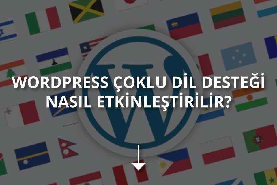 WordPress Çoklu Dil Desteği Eklentileri