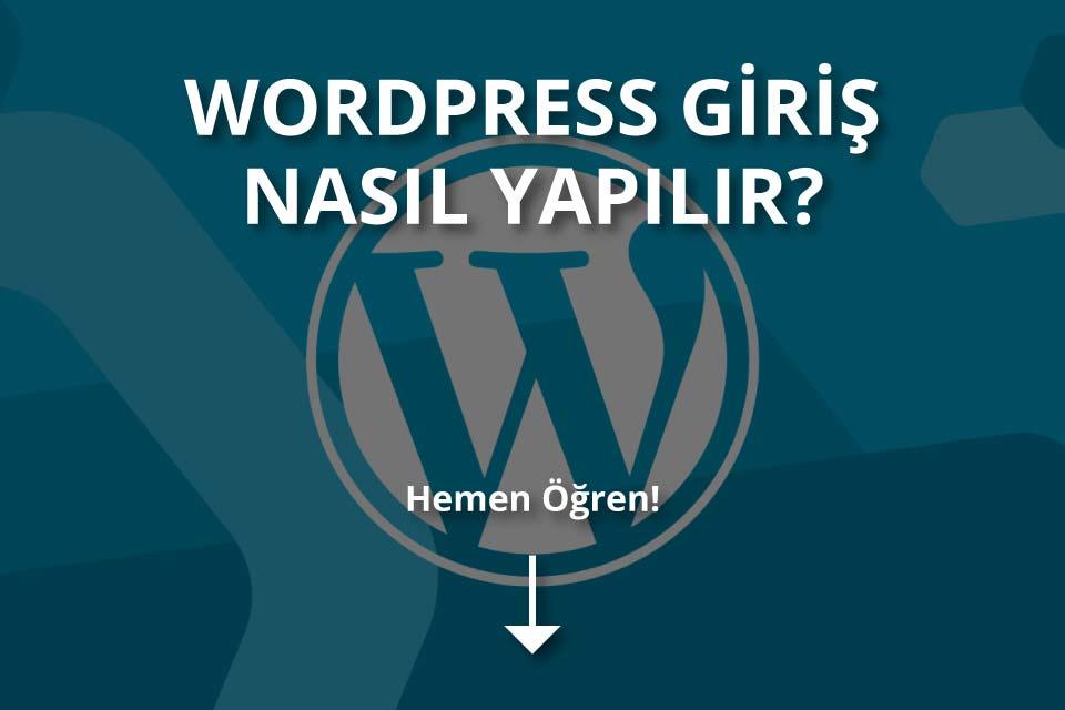 WordPress Giriş